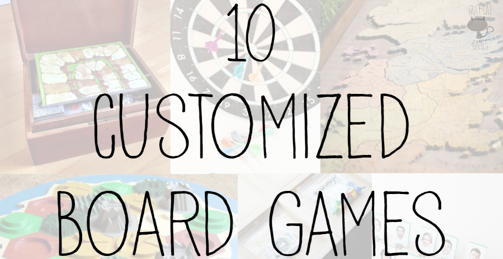 10 customized board games2