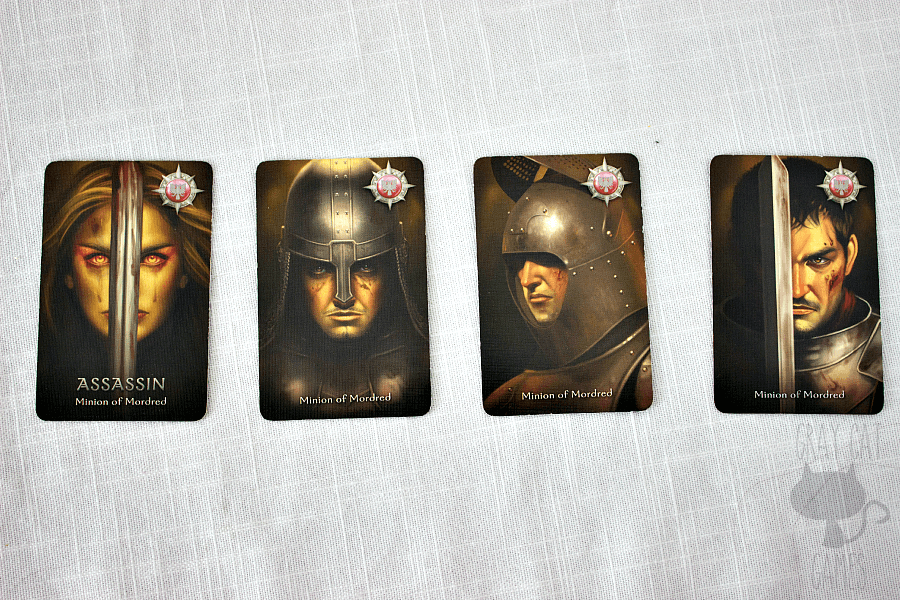 """The Resistance: Avalon --- Avalon is a traitor game very similar to the arguably more popular game """"The Resistance."""" While it's mostly a reskin, the change in theme and the addition of a few key roles helps Avalon stand out in my mind.    via graycatgames.com #boardgames #games #gaming #avalon #merlin #kingarthur #medieval #bluffing #betrayal #theresistance #tabletop"""