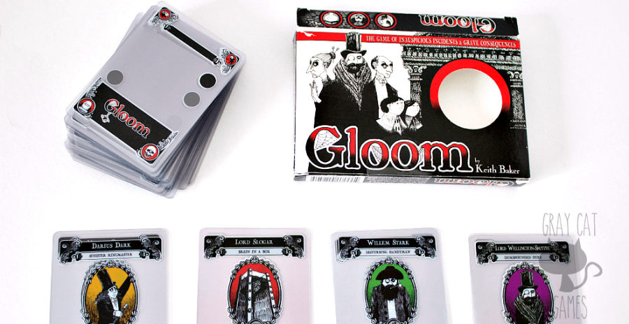 gloom card game review - 900×464
