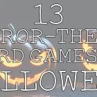 13 Horror Board Games for Halloween